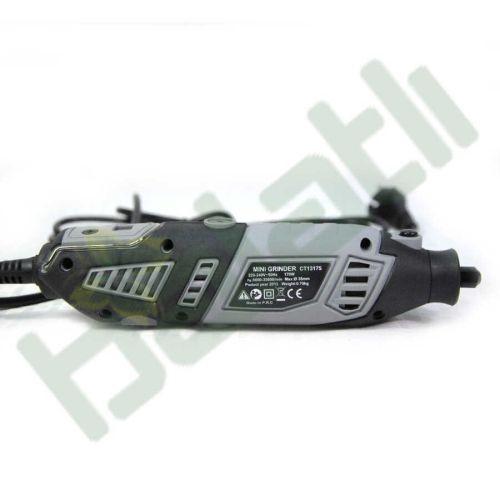 CrownFlex Mini Taşlama Gravür Seti CT13175