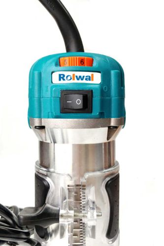 Rolwal 530W Formika Traşlama Freze Makinesi RWL-3709A