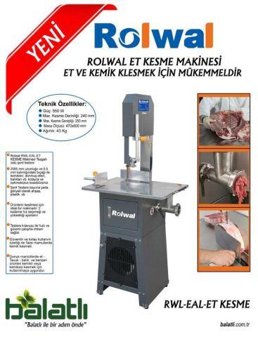 Rolwal Et Kesme Makinesi 550W RWL-EAL-ET KESME